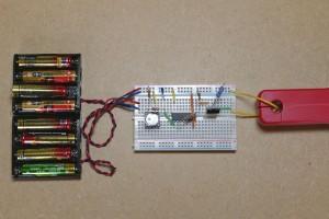 大電流方形波発生器