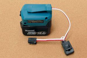 無線機リチウム充電池
